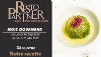 Mois Gourmand de RestoPARTNER !