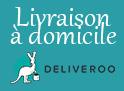 Livraison à domicile avec Deliveroo