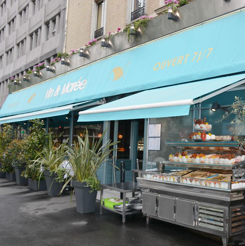 Vin et Marée Maine Montparnasse