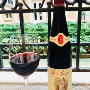 Alsace aoc, Pinot Noir par Léon Beyer