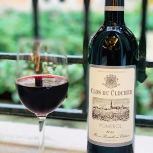 Pomerol aoc Clos du Clocher